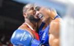 Boxe: un Marocain imite Tyson en mordant l'oreille de son adversaire