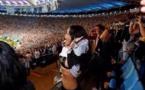La folle soirée de Rihanna