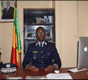 La police sénégalaise a un nouveau porte-parole