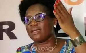 Côte d'Ivoire : Après son appel à des marches éclatées, Pulchérie Gbalet recherchée pour propos subversifs