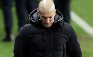 Real Madrid: Zidane testé positif à la Covid-19