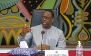 Locales 2022 : Macky Sall invite le gouvernement à veiller à la bonne tenue du scrutin