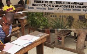 Kaolack: plus de 45.000 candidats aux examens de fin d'année