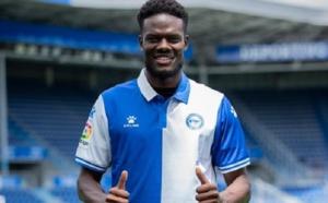 Mamadou  Loum Ndiaye : «  Je viens aider l'équipe à atteindre tous ses objectifs et à aller le plus loin possible »