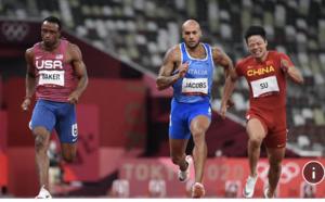 JO Tokyo : l'Italien Marcell Jacobs en or sur le 100m !