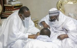 Macky Sall souhaite un bon Magal de Touba à tous les musulmans