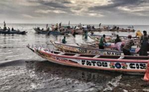 Une centaine de pêcheurs sénégalais retenus en Guinée par les garde-côtes (association)