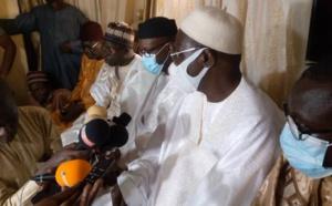 Locales 2022:  Ousmane Sonko et Khalifa Sall sollicitent les prières du khalife de Médina Baye