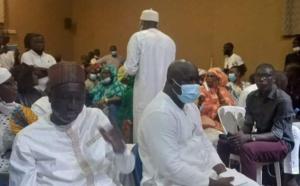 Réunion sur le choix du candidat de Taxawu Sénégal: Khalifa Sall renvoie les consultations à lundi