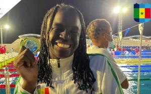 Oumy Diop, Championne d'Afrique 100m papillon: « Je vise les JO de Paris 2024 et Los Angeles 2028 »