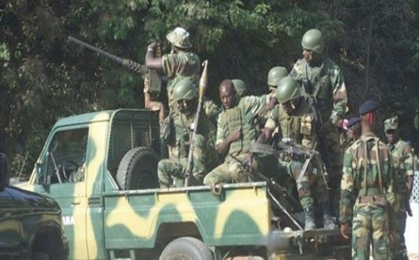 Gambie : la saignée de l'armée se poursuit