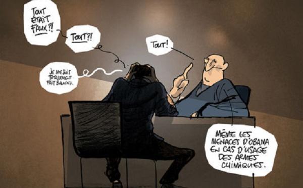 Armes chimiques : comment les espions français et israéliens ont manipulé un ingénieur syrien