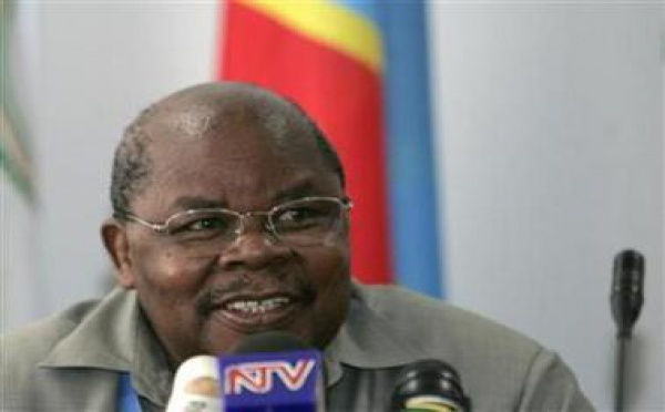 Le médiateur réclame une trêve en RDC avant un sommet régional