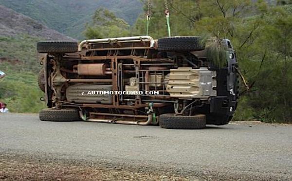 Accident sur la route de Richard Toll-Dagana: mort de trois gardes de Wade