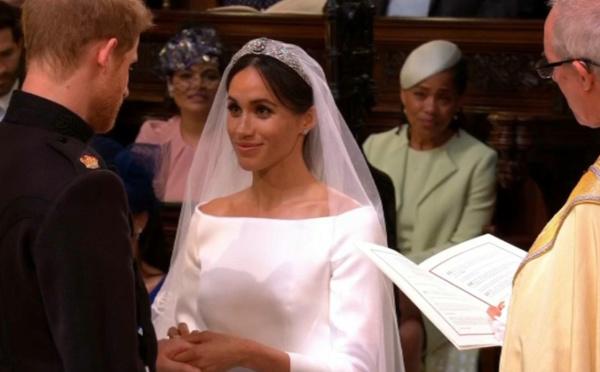 Vidéo - Le prince Harry et Maghan Markle se sont dits oui... Regardez le Direct du mariage