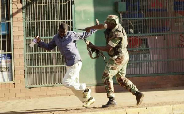 L'armée zimbabwéenne rejette les meurtres commis après les élections