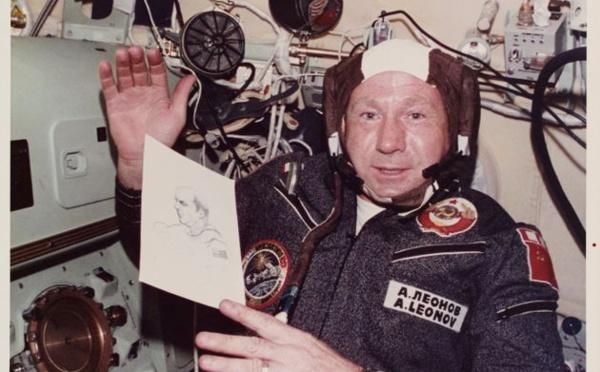 Le premier homme à être sorti dans l'Espace, Alexeï Leonov, est décédé à l'âge de 85 ans