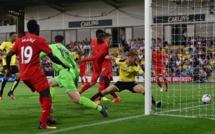 League Cup Liverpool 5 - 0 Burton: Sadio Mané fait 2 passes décisives
