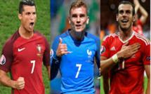 Meilleur joueur UEFA : Gareth Bale en finale avec Griezmann et Ronaldo