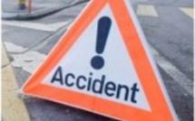 Accident – Bignona: 2 morts dans une collision de motos