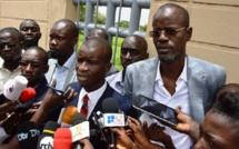 «C'est la première fois que nous assistons à une telle situation», (avocats d'Ousmane Sonko)