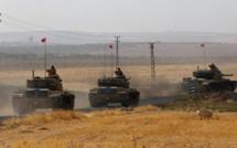 Turquie: les autorités ne souhaitent pas s'enliser sur le sol syrien