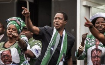 Zambie: la victoire d'Edgar Lungu validée malgré le recours de son rival