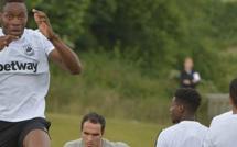 West Ham : Débarrassé de son mal de dos Diafra Sakho bientôt de retour