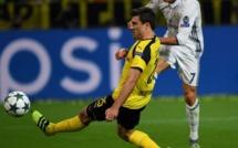 C1 2e journée: Dortmund arrache le nul face au Real Madrid