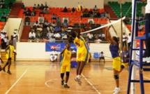 Mali : Championnat de volley-ball : Filles et garçons des 1008-Logements sur le toit du Mali