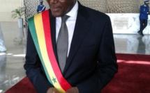 Installation du HCCT: «Je mesure la responsabilité qui est la mienne», Ousmane Tanor Dieng