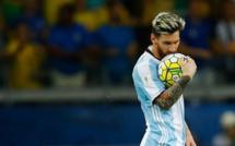 Argentine : le violent coup de gueule de Lionel Messi