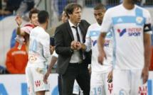 OM : Garcia salue le retour en force de son équipe