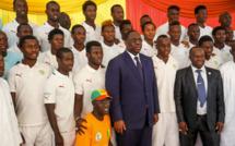 Tournoi UEMOA : Macky Sall félicite les « Koto Boys » pour leur victoire