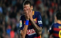 Barça : Neymar blessé
