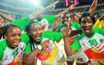 Finale CAN féminine Handball: «C'est quelque chose de magique», (Capitaine des «Lionnes»)