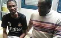 Première photo de Rigobert Song depuis son avc