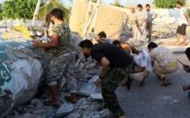 Syrte : reprise des dernières bastions de l'EI