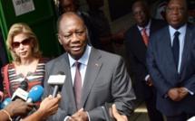 "Ouattara : ""Barrow sera investi"""