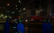 """Abidjan: L'incendie à la Société ivoirienne de raffinage n'a enregistré """"aucune victime"""", selon la direction"""