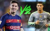 """Barcelone, Messi : """"Un respect mutuel avec Cristiano Ronaldo"""""""