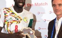 CAN 2017 : Cheikhou Kouyaté, capitaine des Lions, désigné homme du match