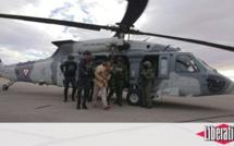 Mexique : le narcotrafiquant «El Chapo» extradé aux Etats-Unis
