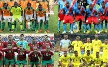 CAN 2017 - 2ème journée Poule C: Côte d'Ivoire / RD Congo, Maroc / Togo