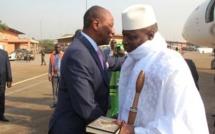 Jammeh accepte de quitter le pouvoir