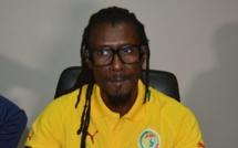 Aliou Cissé annonce des changements pour le match Sénégal/Algérie de demain, lundi