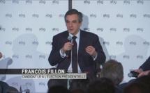 «Je vis une expérience d'une violence inouïe», François Fillon