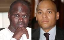 Soutien au maire de Dakar : Karim Wade appelle Khalifa Sall au téléphone