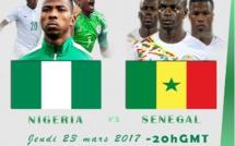 """Match amical Nigéria 1 - 1 Sénégal: """"Lions"""" et """"Aigles"""" se neutralisent"""