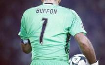 Buffon va jouer contre l'Albanie son 1000ème match professionnel